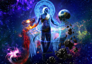 Я вселенная